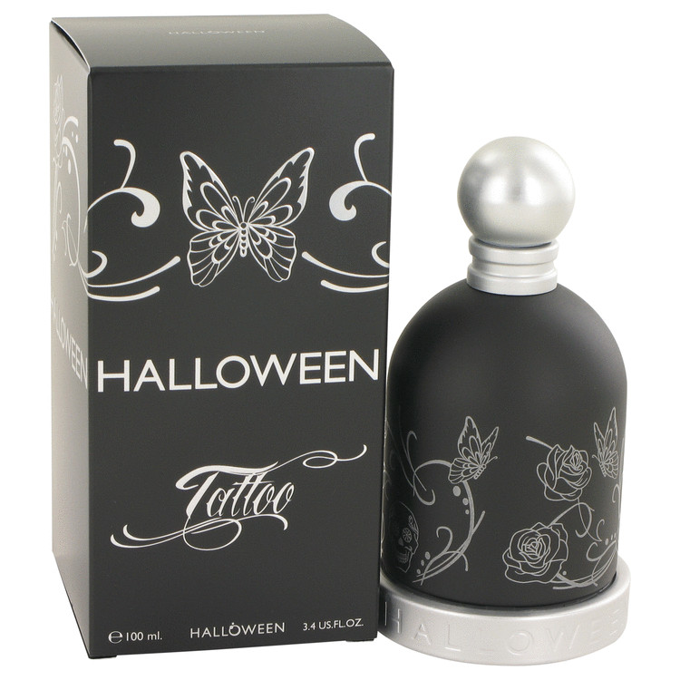Halloween Tattoo Perfume by Jesus Del Pozo 100 ml EDT Spay for Women