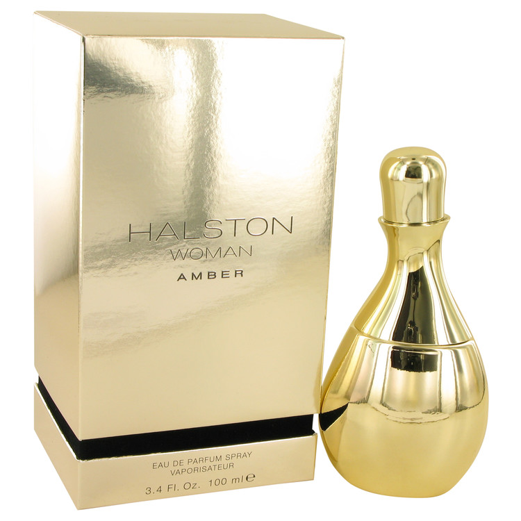 Halston Woman Amber Perfume by Halston 100 ml EDP Spay for Women