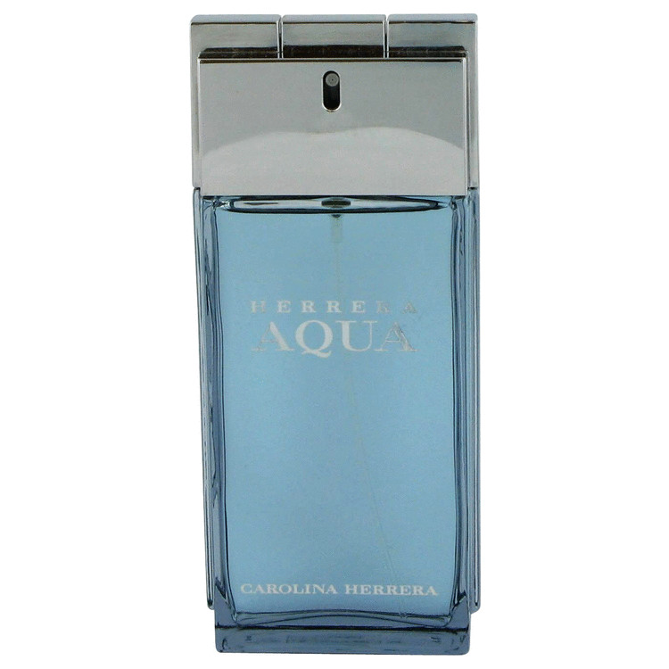 Herrera Aqua Cologne 100 ml Eau De Toilette Spray (unboxed) for Men