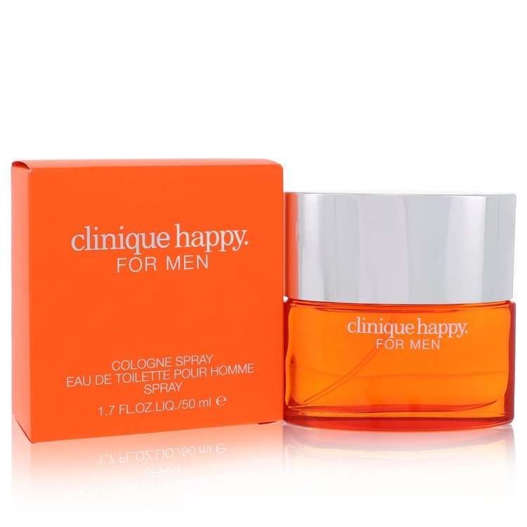 Happy Cologne by Clinique 50 ml Cologne Spray for Men