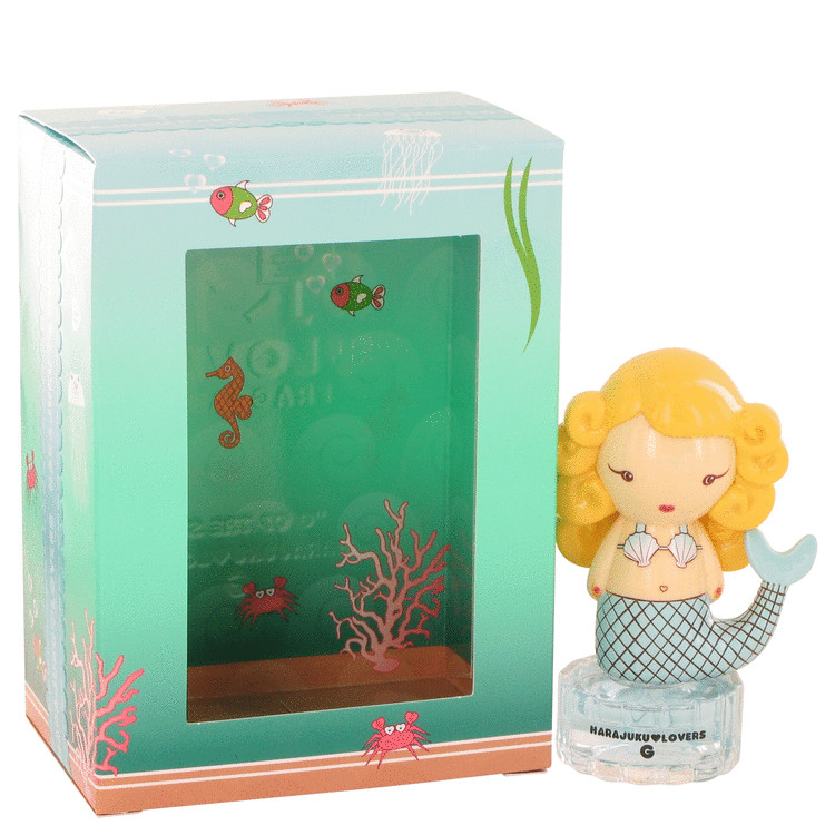 Harajuku Lovers G Of The Sea Perfume 10 ml EDT Spay for Women