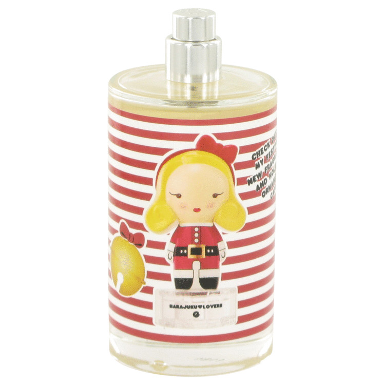 Harajuku Lovers Jingle G Perfume 100 ml EDT Spray(Tester) for Women