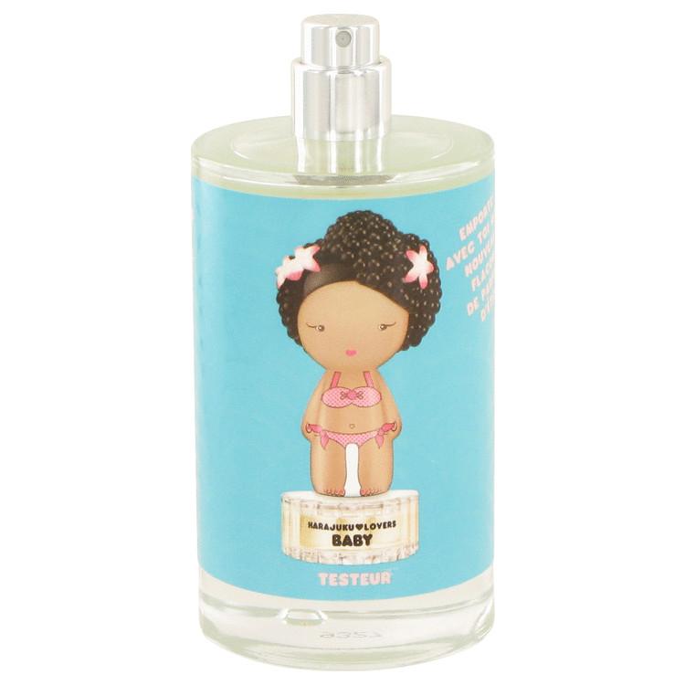 Harajuku Lovers Sunshine Cuties Baby Perfume 100 ml EDT Spray(Tester) for Women