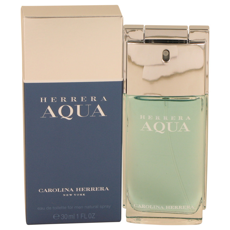 Herrera Aqua Cologne by Carolina Herrera 30 ml EDT Spay for Men