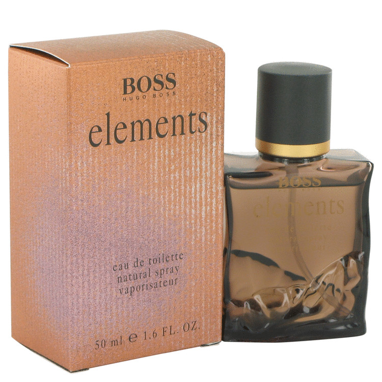 Elements Cologne by Hugo Boss 50 ml Eau De Toilette Spray for Men