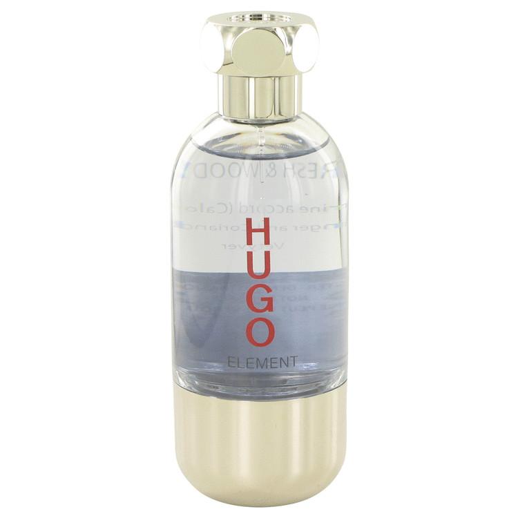Hugo Element by Hugo Boss for Men Eau De Toilette Spray (Tester) 3 oz