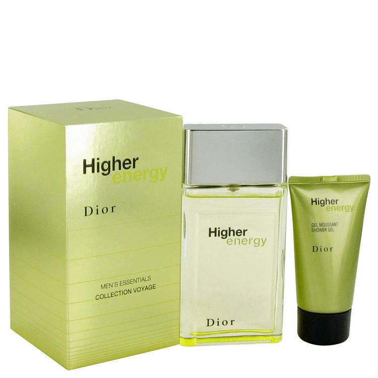 Higher Energy Gift Set -- Gift Set - 3.4 oz Eau DeToilette Spray + 1.7 oz Shower Gel for Men