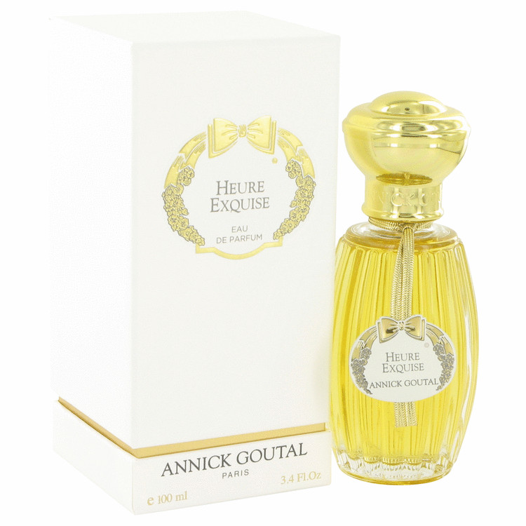 Heure Exquise by Annick Goutal Eau De Parfum Spray 3.4 oz