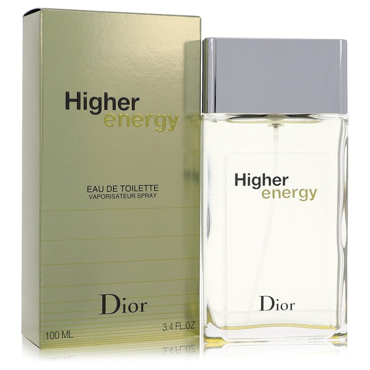 Higher Energy Cologne by Christian Dior 100 ml EDT Spay for Men
