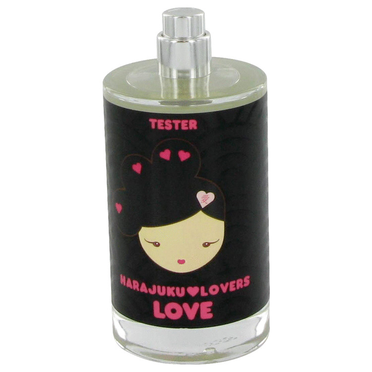 Harajuku Lovers Love Perfume 100 ml EDT Spray(Tester) for Women