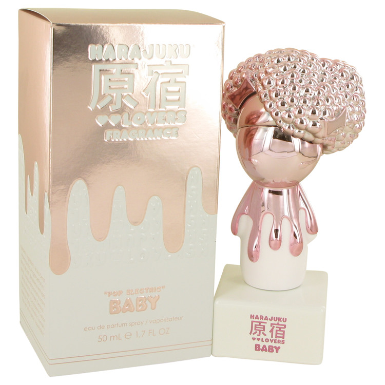 Harajuku Lovers Pop Electric Baby Perfume 50 ml EDP Spay for Women