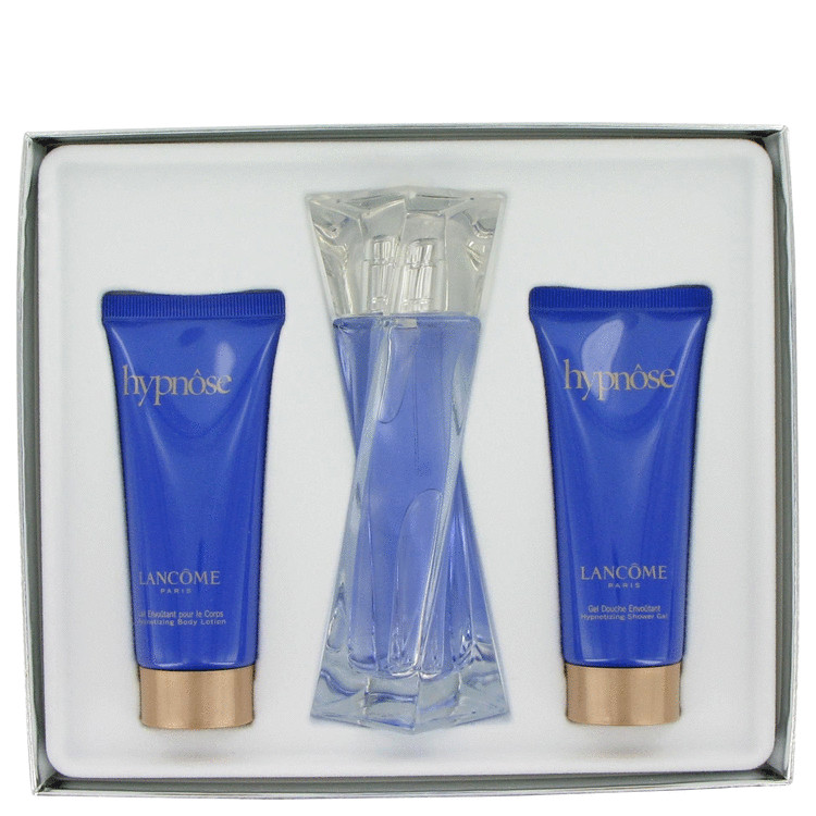 Hypnose Gift Set -- Gift Set - 1.7 oz Eau De Parfum Spray + 2 oz Body Lotion + 2 oz Shower Gel for Women