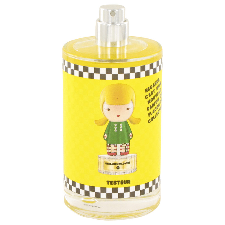 Harajuku Lovers Wicked Style G Perfume 3.4 oz EDT Spray (Testers) for Women
