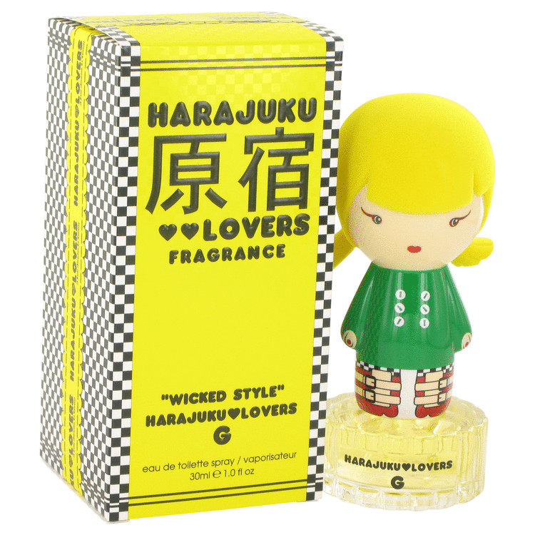Harajuku Lovers Wicked Style G Perfume 30 ml EDT Spay for Women