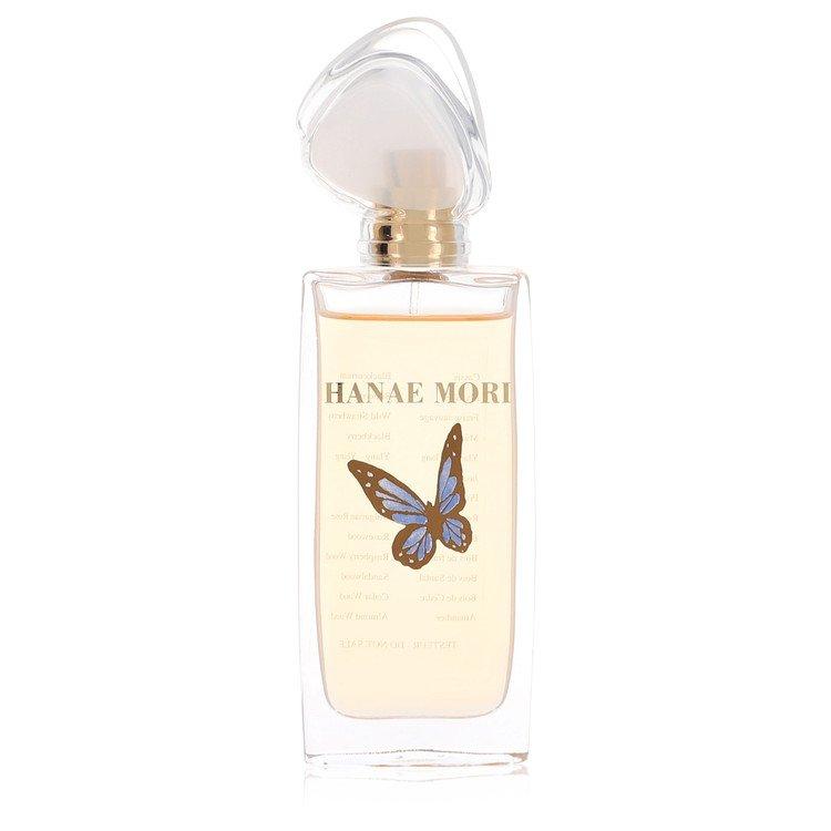 Hanae Mori Perfume 50 ml Eau De Parfum Spray (Blue Butterfly Tester) for Women