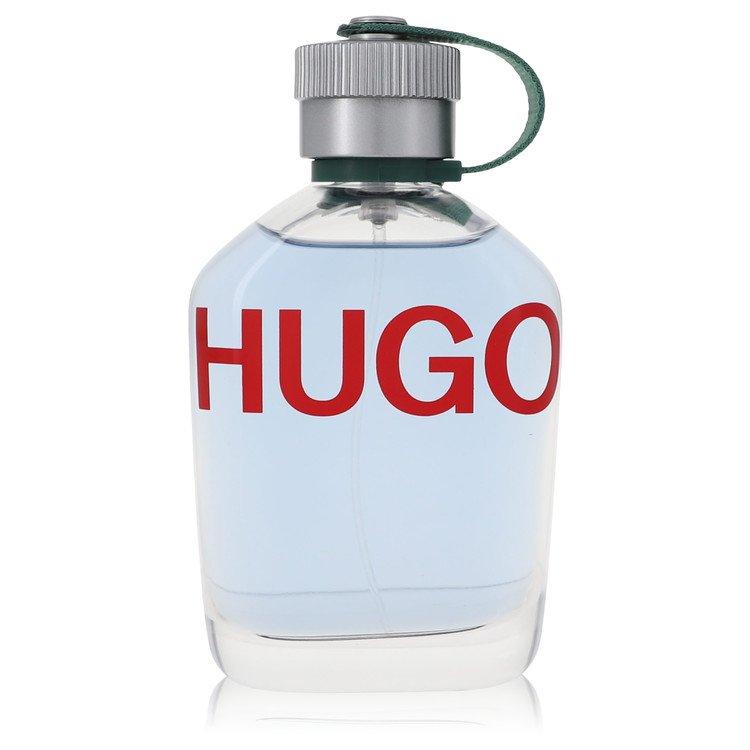 HUGO by Hugo Boss for Men Eau De Toilette Spray (Tester) 4.2 oz