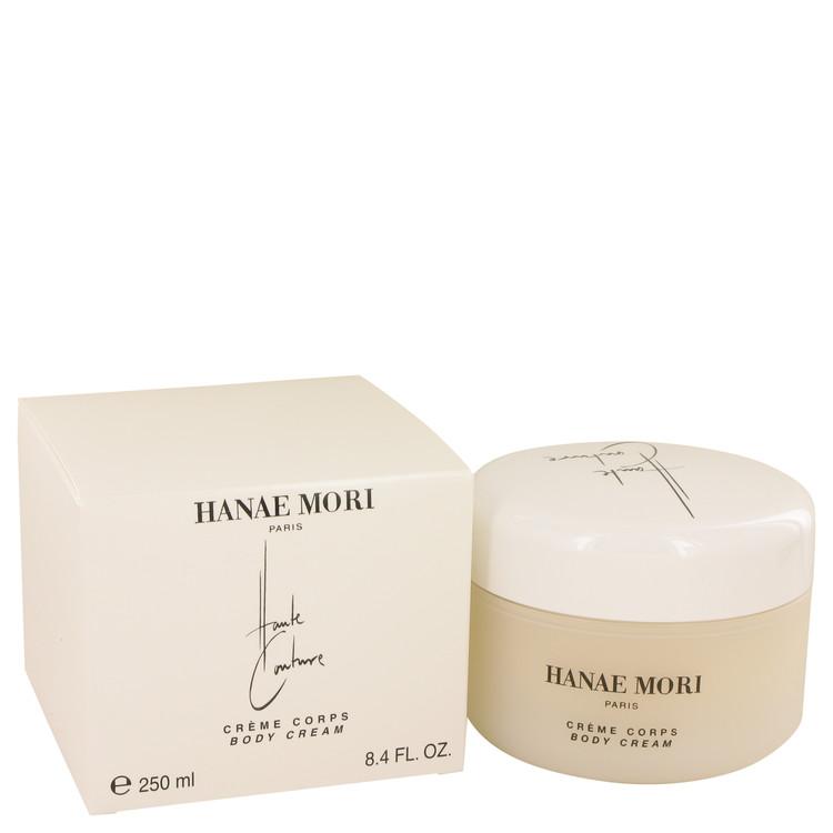 Hanae Mori Haute Couture Body Cream 8.4 oz Body Cream for Women