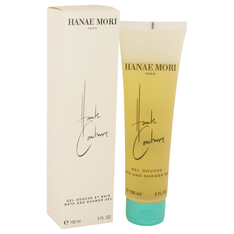 Hanae Mori Haute Couture by Hanae Mori for Women Shower Gel 5 oz