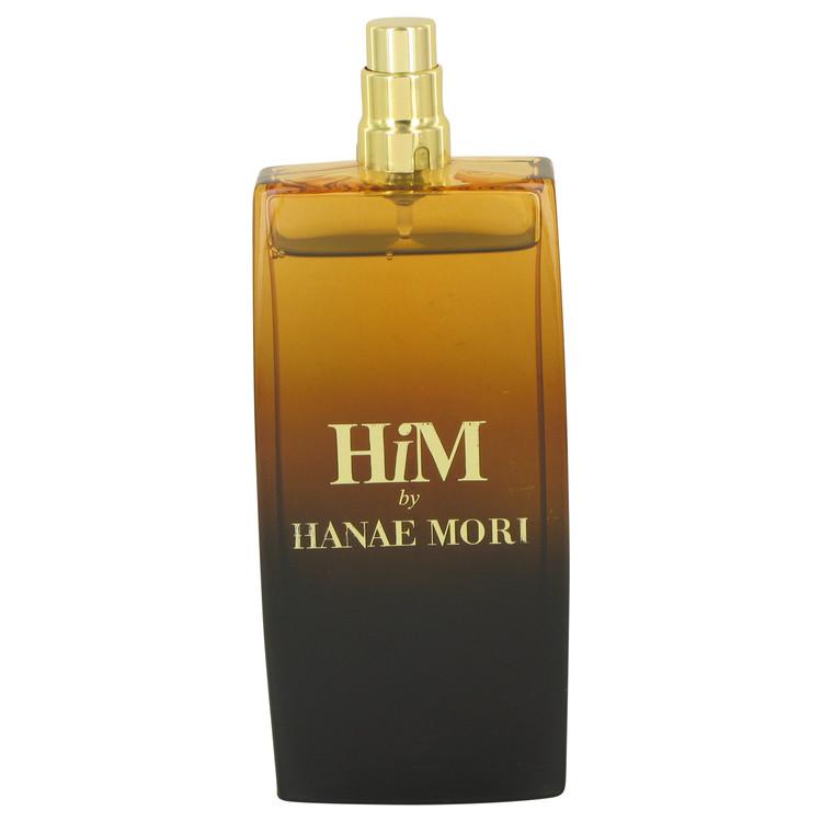 Hanae Mori Him Cologne by Hanae Mori 100 ml EDT Spray(Tester) for Men