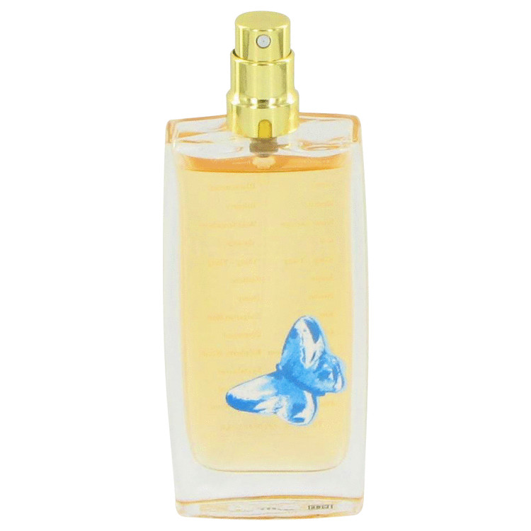 Hanae Mori Perfume 50 ml Eau De Parfum Spray (Pink Butterfly Tester) for Women