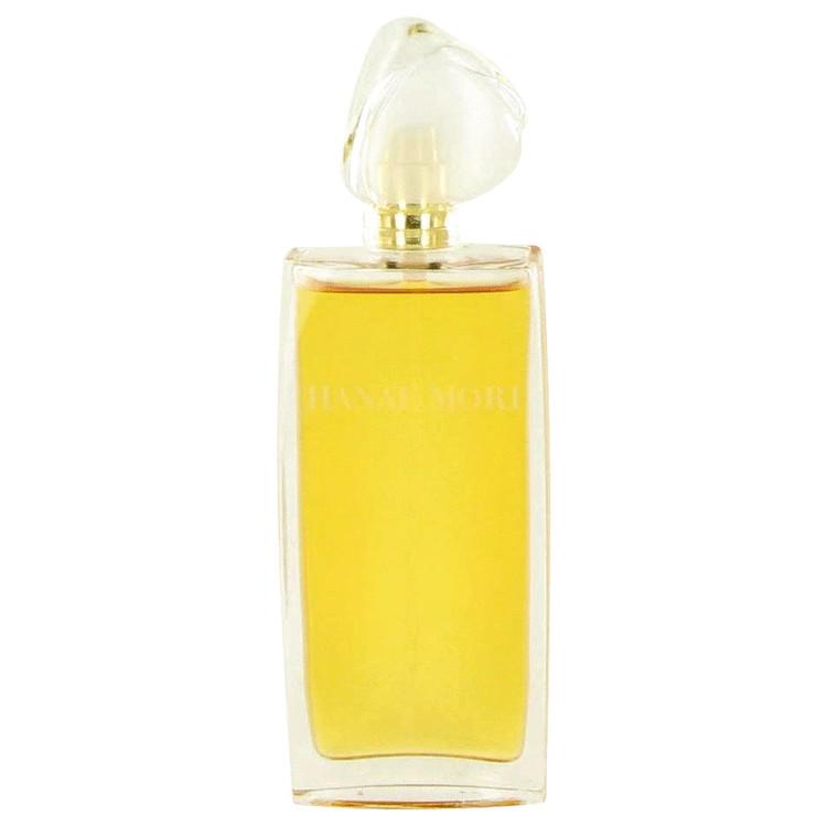 Hanae Mori Perfume 100 ml Eau De Toilette Spray (unboxed) for Women