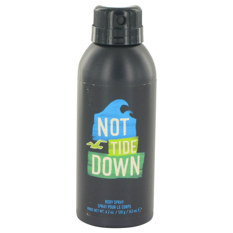 Hollister Not Tide Down Cologne by Hollister 125 ml Body Spray for Men