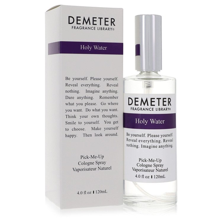 Demeter Perfume by Demeter 120 ml Holy Water Cologne Spray for Women
