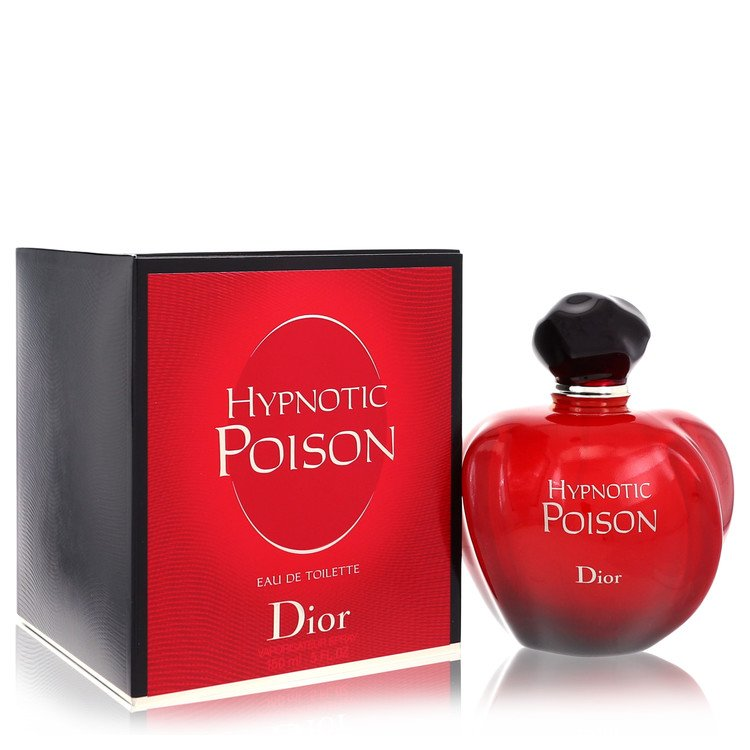 Hypnotic Poison Perfume by Christian Dior 5 oz EDT Spay for Women