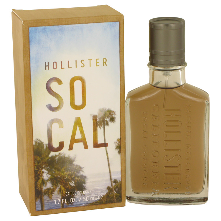 Hollister So Cal Cologne by Hollister 50 ml Cologne Spray for Men