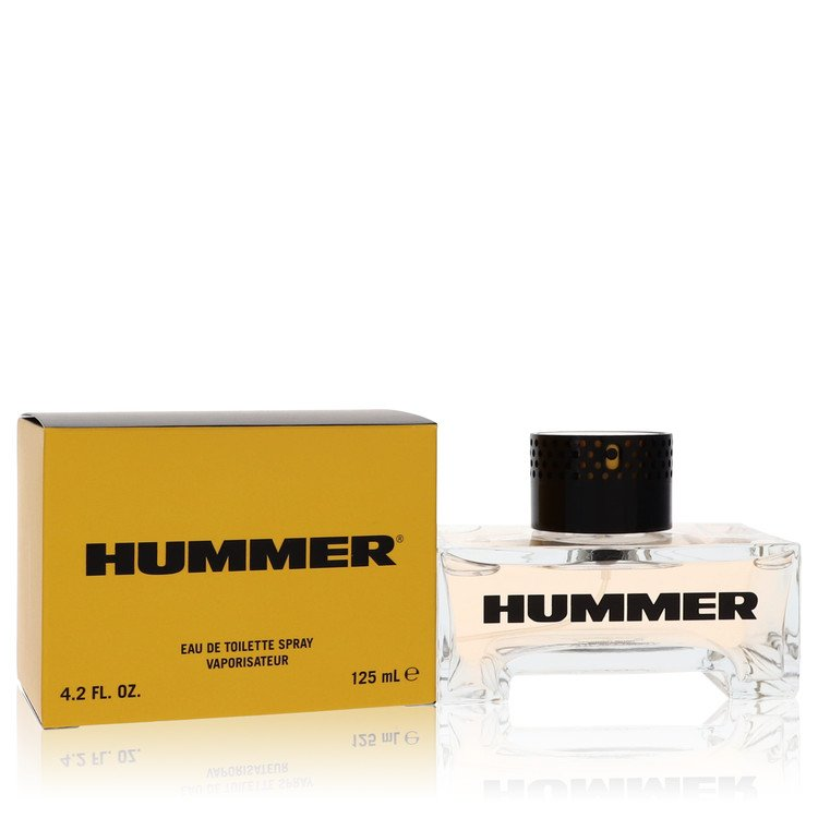 Hummer by Hummer for Men Eau De Toilette Spray 4.2 oz