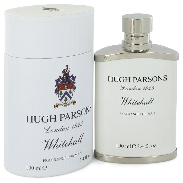 Hugh Parsons Whitehall by Hugh Parsons –  Eau De Parfum Spray 3.4 oz 100 ml for Men