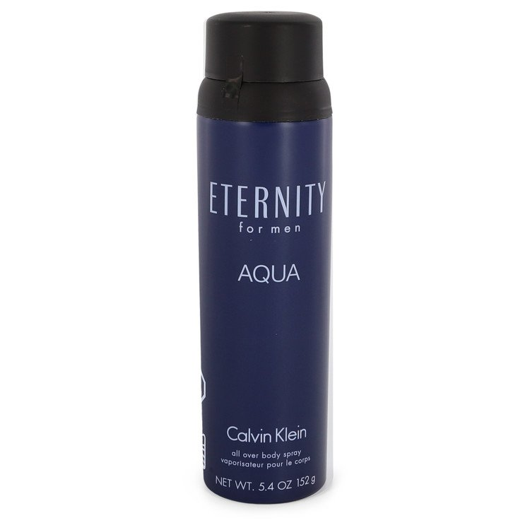 Eternity Aqua by Calvin Klein Body Spray 5.4 oz