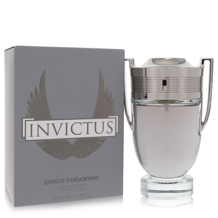 Invictus Cologne by Paco Rabanne 5.1 oz EDT Spray for Men