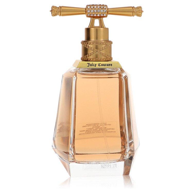 I Am Juicy Couture Perfume 100 ml Eau De Parfum Spray (Tester) for Women