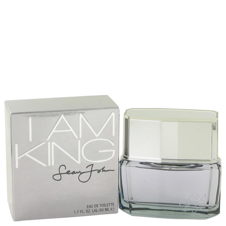 I Am King Cologne by Sean John 50 ml Eau De Toilette Spray for Men
