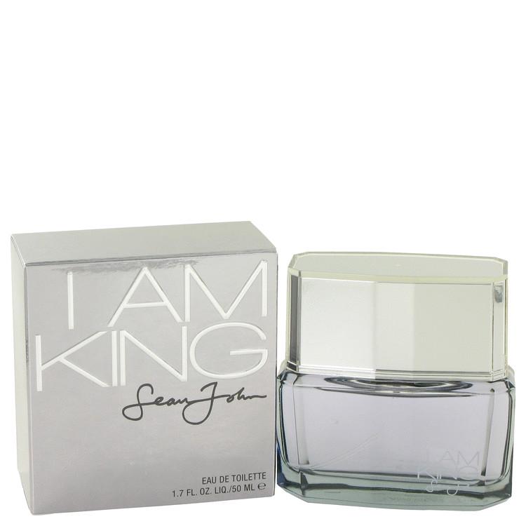 I Am King by Sean John for Men Eau De Toilette Spray 1.7 oz
