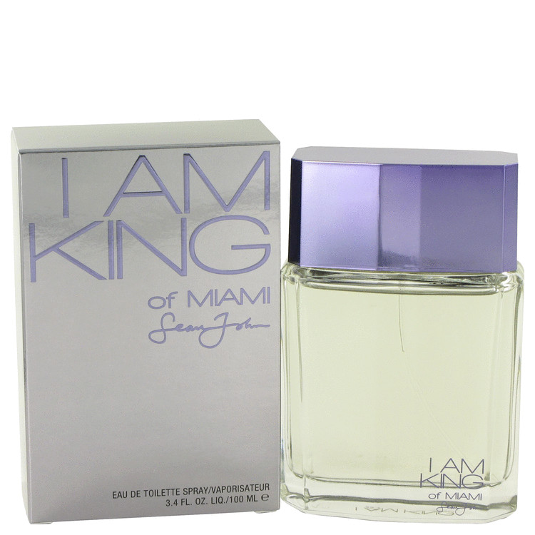 I Am King Of Miami Cologne by Sean John 100 ml EDT Spay for Men