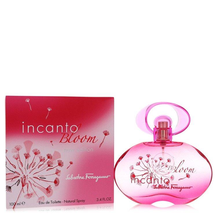 Incanto Bloom Perfume 100 ml Eau De Toilette Spray (New Packaging) for Women
