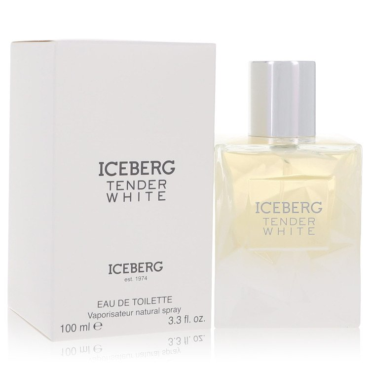 Iceberg Tender White Perfume by Iceberg 100 ml EDT Spay for Women