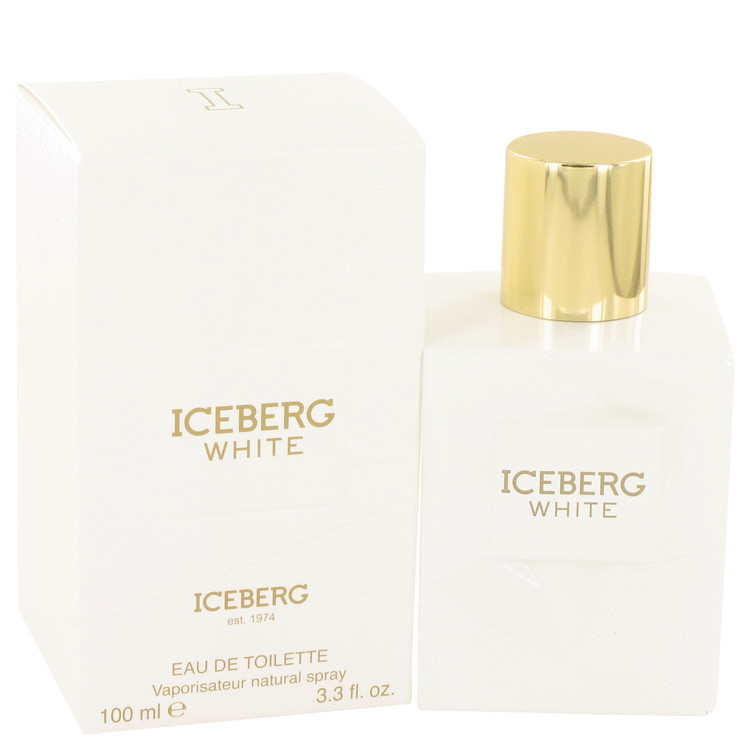 Iceberg White Perfume by Iceberg 100 ml EDT Spay for Women