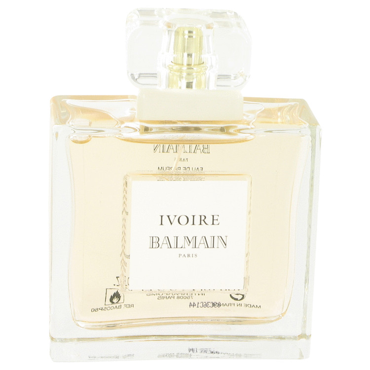 Ivoire De Balmain Perfume 3.3 oz EDP Spray (New Packaging -Tester) for Women