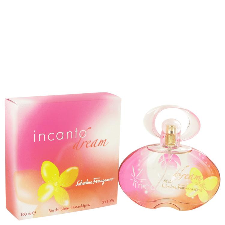 Incanto Dream Perfume by Salvatore Ferragamo 100 ml EDT Spay for Women