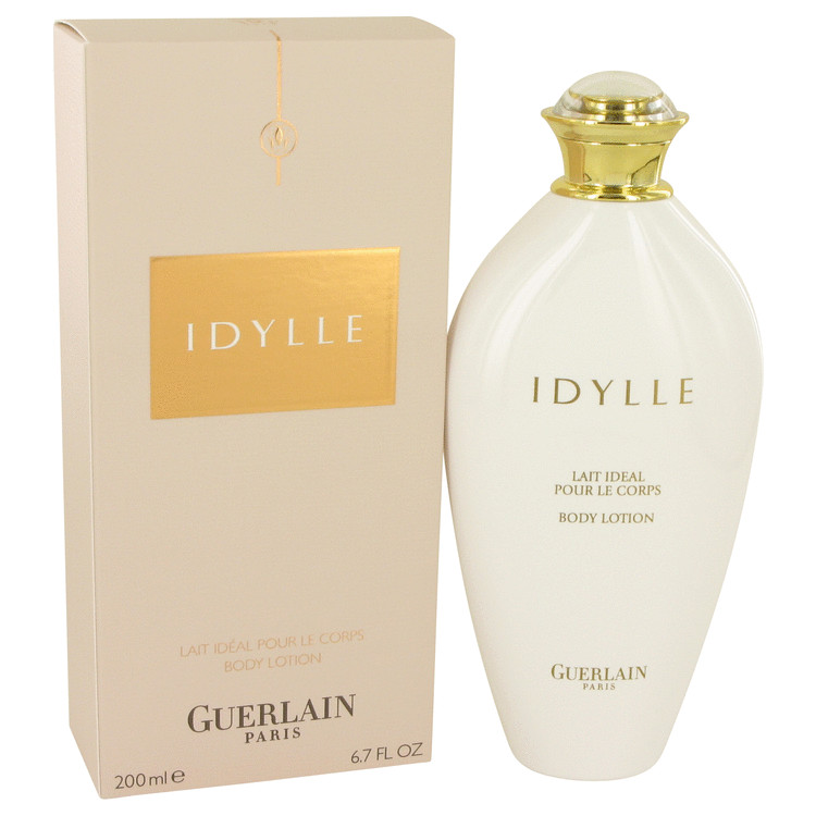 Idylle by Guerlain Body Lotion 6.7 oz
