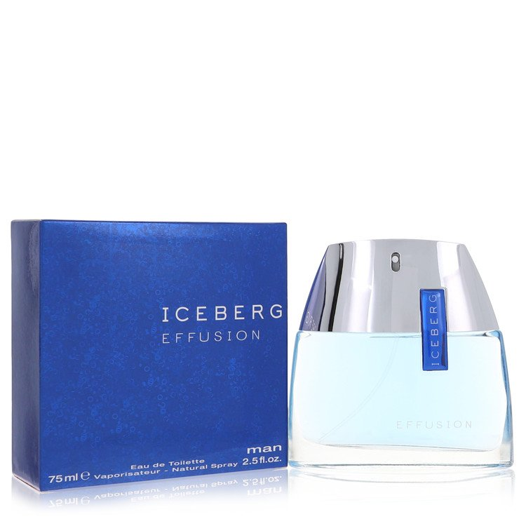 Iceberg Effusion Cologne by Iceberg 75 ml EDT Spay for Men