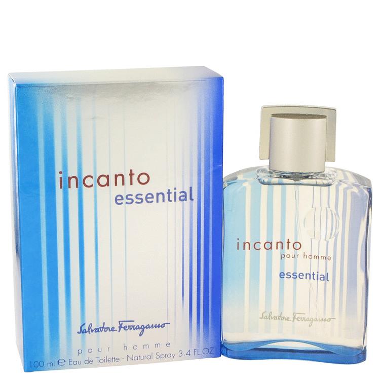 Incanto Essential Cologne 3.4 oz EDT Spay for Men