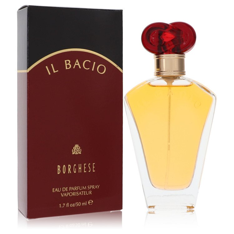 Il Bacio Perfume by Marcella Borghese 1.7 oz EDP Spay for Women