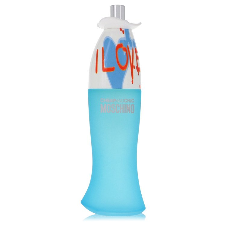 I Love Love by Moschino for Women Eau De Toilette Spray (Tester) 3.4 oz