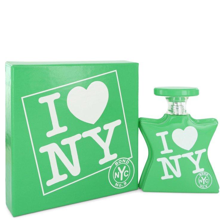 I Love New York Earth Day by Bond No. 9 Eau De Parfum Spray 3.4 oz for Women
