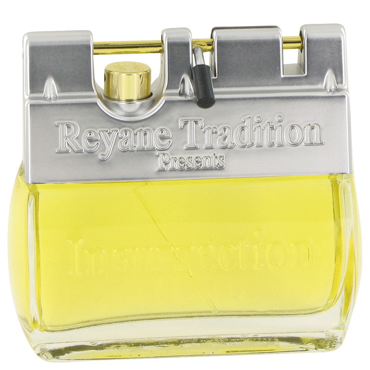 Insurrection by Reyane Tradition Men's Eau De Toilette Spray (unboxed) 3.4 oz