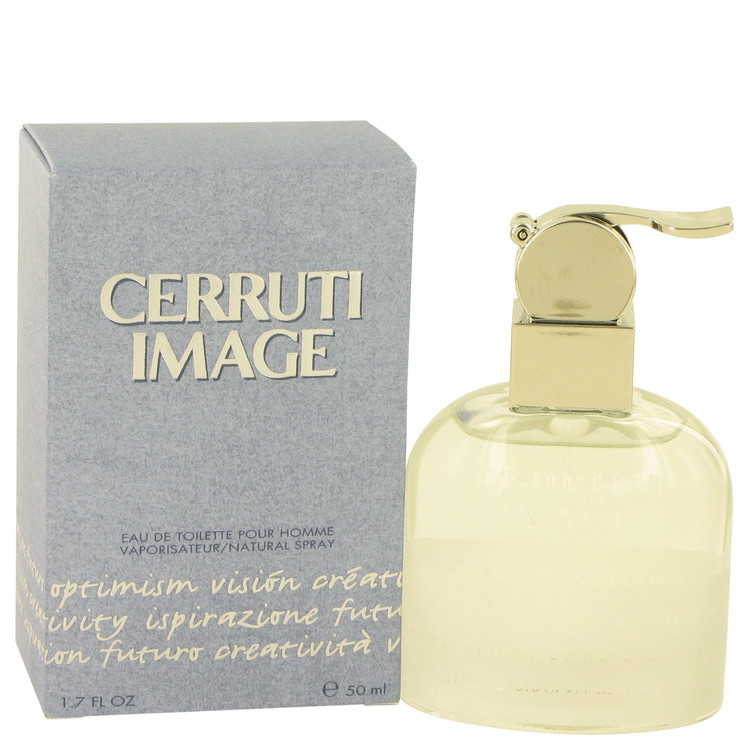 Image Cologne by Nino Cerruti 50 ml Eau De Toilette Spray for Men